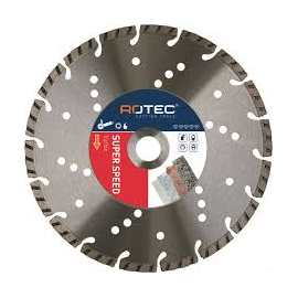 Rotec Super Speed 300m diamantzaagblad