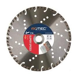 Rotec Super Speed 350mm diamantzaagblad