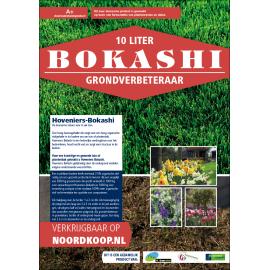 Hoveniers-Bokashi 10 l