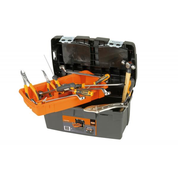 Favoriete Bahco gereedschapskoffer 4750PTB50 TG38