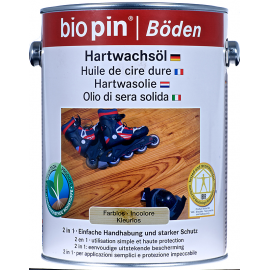 BIO PIN Hardwasolie 0,75 liter