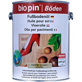 BIO PIN Vloerolie 0,75 liter