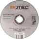 Rotec cutting disc 125 x 1,0mm