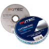 Rotec cuuting disc 115 x 1,0mm