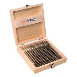 13 dlg. Speedborenset In houten kist / 6-25mm
